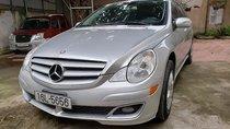 Bán Mercedes-Benz R350 2005 7 chỗ, màu bạc, nhập khẩu nguyên bản, tên Cty