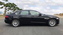 Bán Jaguar XF Pure sản xuất 2017, màu đen, xe đẹp