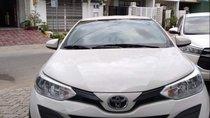 Toyota An Giang bán xe Toyota Vios đời 2019, màu trắng