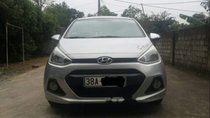 Cần bán Hyundai Grand i10 đời 2014, màu bạc, nhập khẩu nguyên chiếc chính chủ, giá chỉ 285 triệu