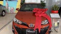 Bán xe Toyota Yaris năm 2019, màu đỏ, nhập khẩu nguyên chiếc, 630 triệu