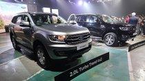 Bán Ford Everest model 2019, đủ màu chỉ với từ 250 triệu đồng, hỗ trợ trả góp lên tới 80% giá trị xe - LH 0907836688