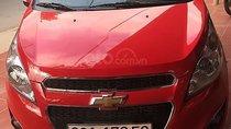 Bán xe Chevrolet Spark LT 1.2 MT sản xuất 2017, màu đỏ, chính chủ