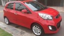 Cần bán xe Kia Morning 2012, màu đỏ, xe nhập chính chủ
