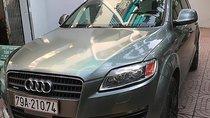 Bán gấp Audi Q7 3.6 sline đời 2006, màu xám, xe nhập, chính chủ