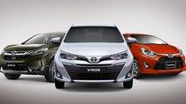 Top 10 xe ăn khách nhất tháng 3/2019: Honda CR-V tụt hạng, Vios thăng cấp
