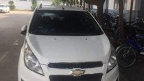 Xe Chevrolet Spark AT đời 2015, màu trắng