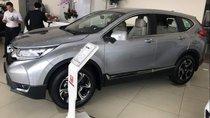 Cần bán xe Honda CR V 1.5 Turbo 2019, màu bạc, nhập khẩu Thái