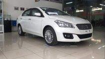 Bán xe Suzuki Ciaz 2019, màu trắng, nhập khẩu Thái Lan, giá chỉ 499 triệu