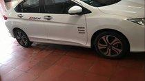 Cần bán Honda City AT sản xuất 2016, màu trắng