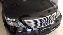 Bán xe Lexus LS600HL Hybrid model 2008 bản 4 chỗ, ghế massage