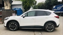 Bán Mazda CX 5 2016, màu trắng như mới