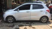Bán ô tô Hyundai Grand i10 MT năm sản xuất 2014, màu bạc, xe đẹp, rất tiết kiệm xăng