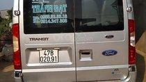 Bán Ford Transit sản xuất 2014, màu bạc