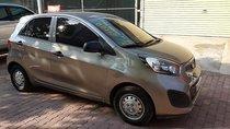 Cần bán lại xe Kia Morning sản xuất năm 2011, màu xám, nhập khẩu nguyên chiếc chính chủ