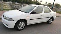 Bán Mazda 323 1.6 MT sản xuất năm 2000, màu trắng số sàn
