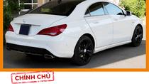 Bán xe Mercedes CLA200 sản xuất 2016, đã đi 31000km, còn rất mới