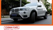 Bán BMW X3 xDrive 20d 2015, đã đi 60000km, xe chính chủ