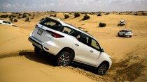 Toyota Fortuner rơi khỏi top xe bán chạy tháng thứ 3 liên tiếp