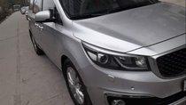 Bán Kia Sedona năm 2015, màu bạc, xe nhập, giá 350tr