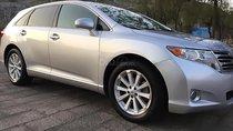Bán xe Toyota Venza đời 2009, màu bạc, nhập khẩu ít sử dụng, giá chỉ 950 triệu