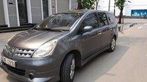 Cần bán gấp Nissan Grand livina sản xuất năm 2011, màu xám