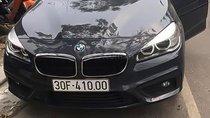 Cần bán gấp BMW 2 Series 218i Gran Tourer đời 2016, màu đen, nhập khẩu nguyên chiếc giá cạnh tranh