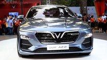 Cần bán xe VinFast LUX A2.0 sản xuất 2019, màu xanh