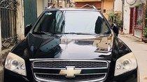 Bán Chevrolet Captiva sản xuất 2008, màu đen xe gia đình