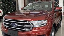 Ford Everest 7 chỗ SUV gầm cao đa dụng, giá tốt + tặng phụ kiện