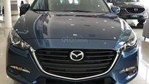 Mazda 3 - 2019 - Dòng Hatchback - màu xanh - hỗ trợ 90% lãi suất tốt - liên hệ 0906.612.900