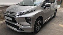 Bán xe Mitsubishi Xpander sx 2019, số tự động 7 chỗ màu bạc