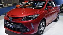 Phân khúc sedan hạng B tháng 3/2019: 'Sự trở lại của nhà vua - Toyota Vios'