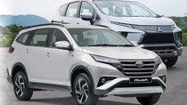 Doanh số phập phồng nhưng Mitsubishi Xpander vẫn khiến bộ đôi Toyota Rush và Avanza 'hít khói'