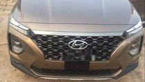 Bán xe Hyundai Santa Fe Premium đời 2019, màu nâu