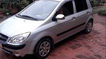 Cần bán xe Hyundai Getz sản xuất 2009, màu bạc, xe nhập
