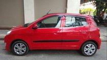 Bán xe Kia Morning năm sản xuất 2012, màu đỏ, 185tr