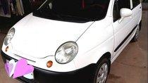 Bán Daewoo Matiz sản xuất 2007, màu trắng xe gia đình
