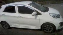 Cần bán Kia Morning đời 2011, màu trắng, nhập khẩu nguyên chiếc số tự động, giá tốt