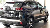 Bán xe Peugeot 3008 1.6 AT đời 2019, màu đen