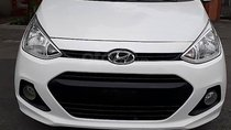 Cần bán Hyundai Grand i10 2016, màu trắng, nhập khẩu nguyên chiếc giá cạnh tranh