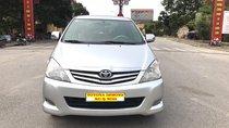 Cần bán xe Toyota Innova G năm sản xuất 2011, màu bạc