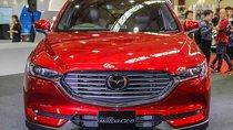 Xem trước Mazda CX-8 sắp về Việt Nam vừa ra mắt tại Malaysia