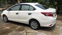 Cần bán lại xe Toyota Vios 1.5G AT năm 2018, màu trắng, xe gia đình