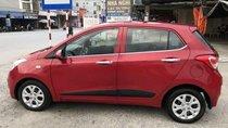 Bán Hyundai Grand i10 năm 2015, màu đỏ, xe nhập Ấn Độ
