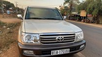 Cần bán gấp Toyota Land Cruiser 2005, giá 580tr