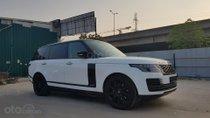 Cần bán Range Rover Autobiography LWB 2.0L P400E sản xuất 2019 màu trắng, mới 100%