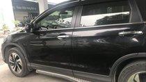 Bán Honda CR V đời 2016, màu đen chính chủ, giá tốt