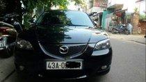 Bán ô tô Mazda 3 AT đời 2005, màu đen, xe nhập xe gia đình, 277tr