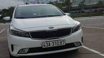 Cần bán lại xe Kia Cerato 1.6MT sản xuất năm 2017, màu trắng, giá cạnh tranh